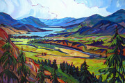 Lyse Deselliers  - Spring in Osoyoos